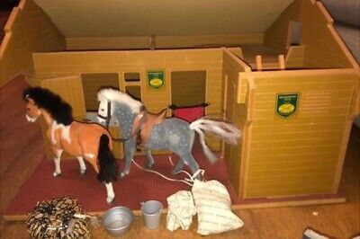 Brushwood Toys BT1000 Equestrian Center Perfect Condition • 30£