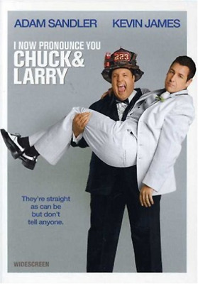 AU13.11 • Buy SANDLER,ADAM-I Now Pronounce You Chuck And Larry DVD NEW