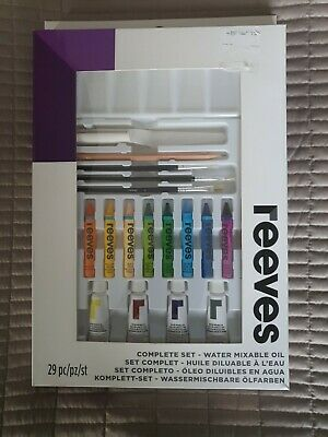 Reeves Watercolour Paint Set- New And Boxed • 10£