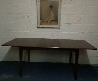 Teak Afromosia Younger Extending Table • 299.99£
