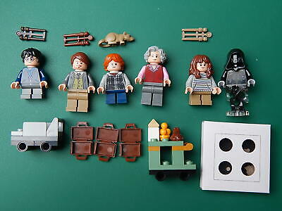 $ CDN34.18 • Buy All 6 New Lego Harry Potter Hogwarts Express Minifigures ONLY, From Set 75955