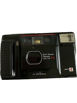Yashica T AF 35mm Camera With Carl Zeiss T* Lens • 80£