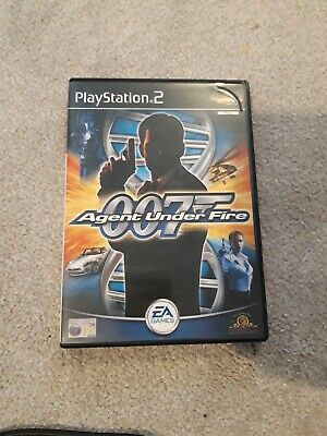 Ps2 Game 007 Agent Under Fire • 5£