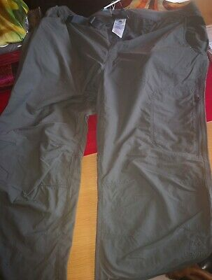 Men's Mountain Equipment Approach Pants 36 Reg Shadow Grey (brand New With Tags) • 39.95£