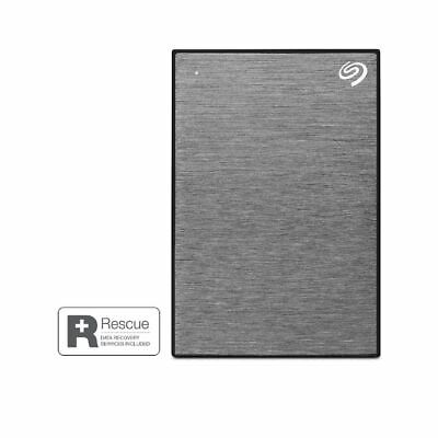 AU187 • Buy Seagate One Touch Portable Hard Drive 5TB Grey