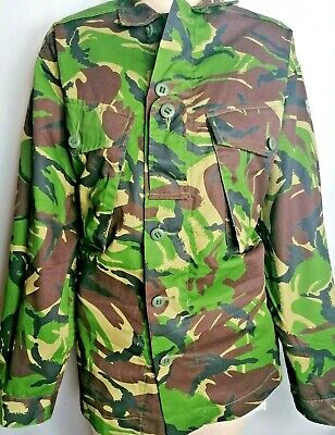 UK MILITARY SHIRT - WOODLAND DPM CAMOFLARGE - MOST SIZES - SUPERGRADES - G1s -  • 6£