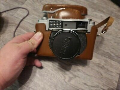 YASHICA MINISTER Vintage 35mm With Case • 6.70£