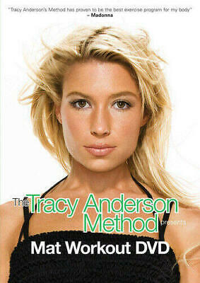 The Tracy Anderson Method Presents Mat Workout DVD • 4.25£