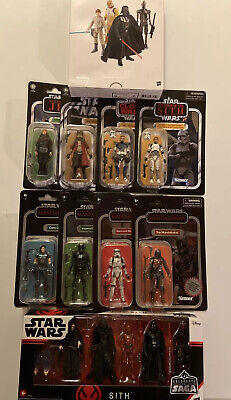 """$ CDN163.33 • Buy Lot Of Star Wars The Vintage Collection 3.75"""" Action Figures Some Very Rare 🎄🎁"""