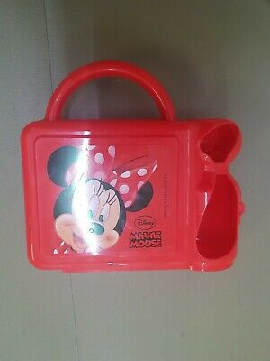Minnie Mouse Lunch Box • 2£