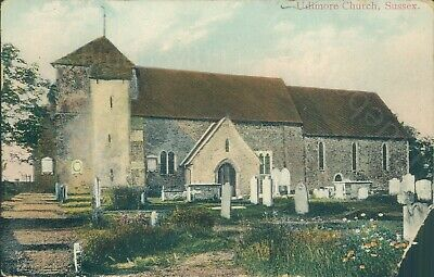 Udimore Church AH Homewood Of Burgess Hill Sussex Missing Corner  • 8.40£