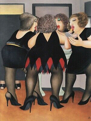 GETTING READY By BERYL COOK - Larger Print - NOT A Card • 19.50£