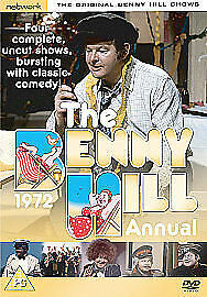 The Benny Hill Annual 1972 Dvd....new And Sealed • 14.99£