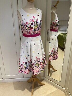 Summer Dress By YUMI Size 10. New £112 • 35£