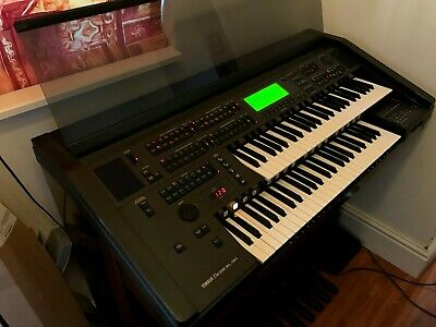 Yamaha EL-90 Electone Organ In Excellent Condition, With Yamaha Stool • 300£