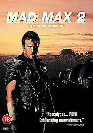 Mad Max 2 - The Road Warrior (DVD, 1999) • 0.50£