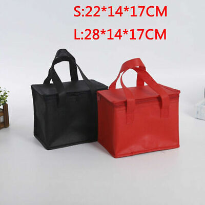 Extra Large 28L Insulated Cooler Cool Bag Box Picnic Camping Food Drink Ice • 4.79£