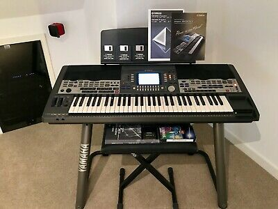 Yamaha PSR - 9000  V.3 61 Key Keyboard COMPLETE BUNDLE - (NO RESERVE!) • 187£