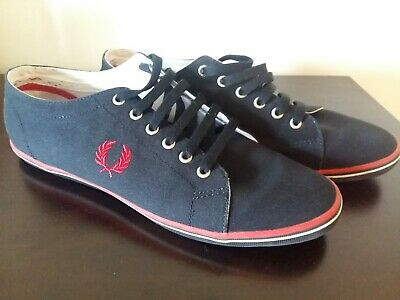 Fred Perry Mens Shoes Size 10 • 18£