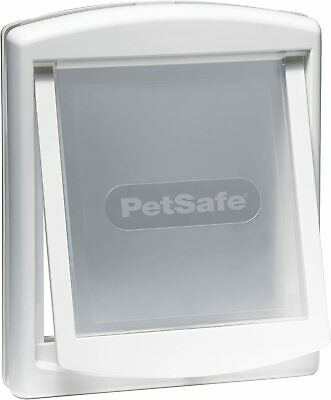 Staywell Original 2 Way Cat Or Small Dog Pet Flap - 175 X 152 Mm Door Size • 9.99£