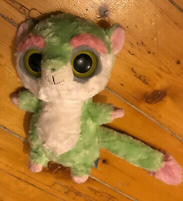Yoohoo And Friends Plush Green Soft Toy 10 Inches In Height • 4.99£