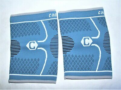 $12.95 • Buy Lot Of 2 Cambivo Compression Knee Support Brace Sleeve Size Large