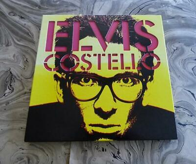 Elvis Costello & The Attractions - Two & A Half Years - 4cd Box Set - Demon 1993 • 29.99£