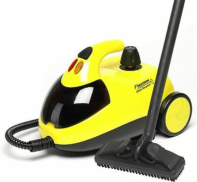 Steam Cleaner - 1500W Yellow Tug Around Powerful And Compact • 39£