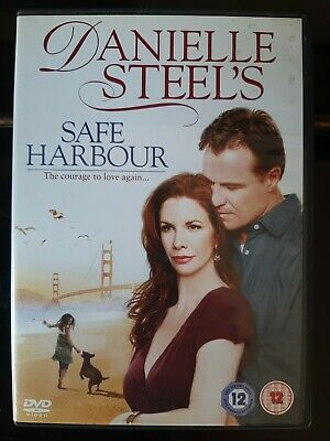 Danielle Steel - Safe Harbour (DVD, 2007) Cert 12  Very Good Condition  • 0.99£
