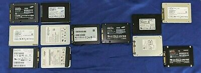 $ CDN549.82 • Buy Lot Of 14 Samsung Laptop 2.5  SSD Mixed Solid State Drives 1TB 500GB + TESTED