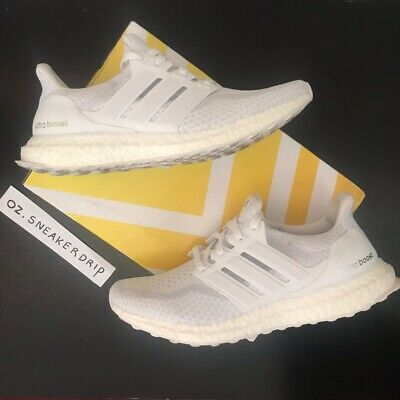 AU180 • Buy Adidas Ultra Boost Womens TRIPLE WHITE / BRAND NEW / NEVER WORN / SIZE US 8.5