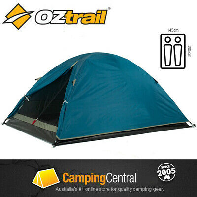 AU49.99 • Buy OZTRAIL TASMAN 2 Dome Hiking 2 Man Person Tent DTM2P-C