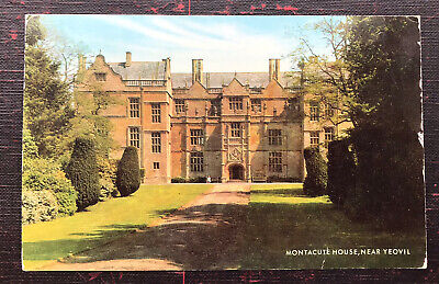 Montacute House Near Yeovil Somerset Post Card  • 1.80£