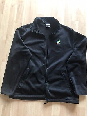 Lovely Warm Soft Shell Jacket Size XL In Black • 7£