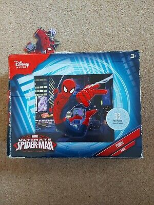 Ultimate Spiderman Jigsaw Puzzle  • 1.30£