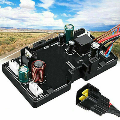 AU76.54 • Buy 1x Air-Diesel Heater Control Board Motherboard Fit For 12V/24V 3KW/5KW W2E (S120