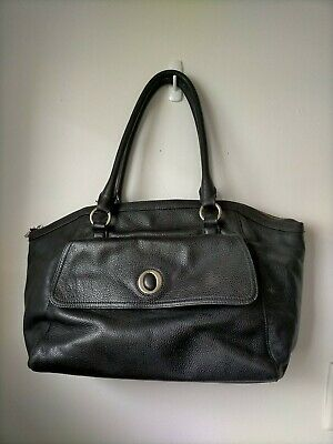AU25 • Buy OROTON Tote Bag Black Leather