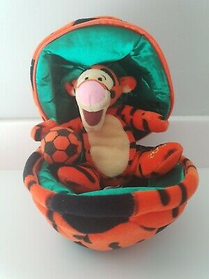 Disney Store  Tigger Football Plush 2002 Ball Soft Toy Excellent Condition  • 5£