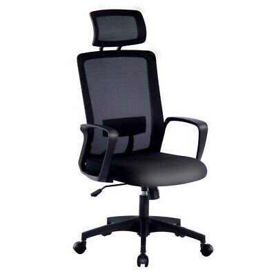 AU69 • Buy Office Chair Computer Mesh Desk Chair With Armrests Height Adjustable Chair