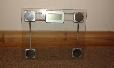Bathroom Weighing Scales • 7£