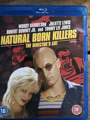 Natural Born Killers - 20th Anniversary Edition [1994] [Region Free] (Blu-ray) • 5.40£