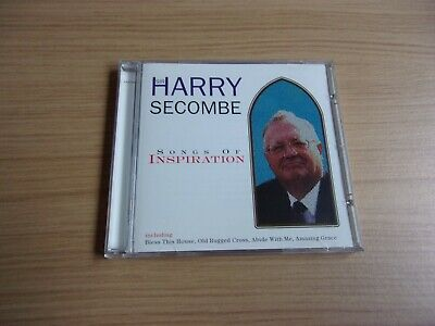 Sir Harry Secombe Songs Of Inspiration CD • 0.99£
