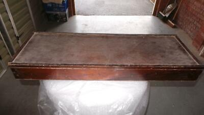 AG188: Vintage Carry Box - Used For Trix TTR  OO Gauge Loco's And Freight Stock • 30£
