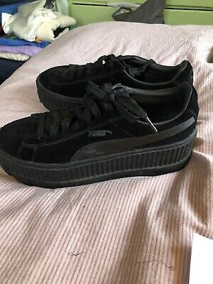 Fenty Cleated Creepers Uk7 • 35£