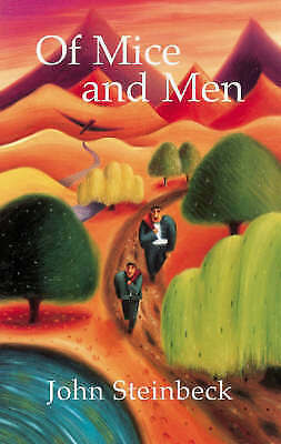 Of Mice And Men John Steinbeck Very Good Book • 2.99£