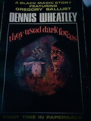 Dennis Wheatley They Used Dark Forces • 1£