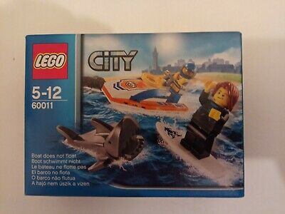 LEGO City Surfer Rescue 60011 New & Sealed • 12£