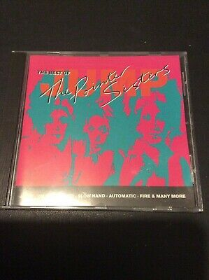 The Best Of The Pointer Sisters • 0.99£