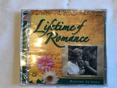 2 CD By TIME LIFE-LIFETIME OF ROMANCE FALLING IN LOVE New& Wrapped So Ideal Gift • 2.20£
