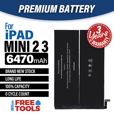 £12.40 • Buy New Genuine Quality Battery Replacement For IPad Mini 2 3 A1489 A1490 A1491